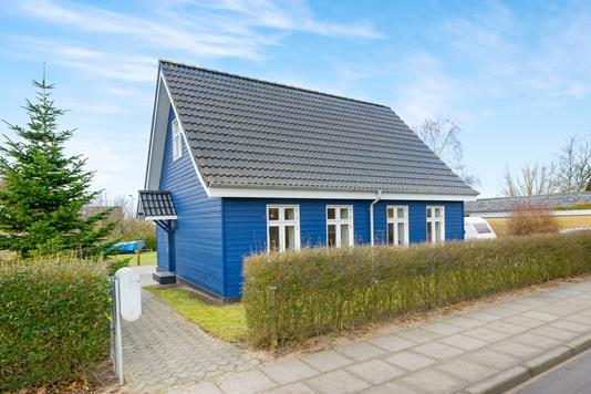 Villa på Letvadvej i Aalborg SV - Ejendommen