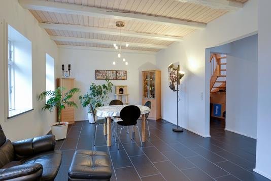 Villa på Letvadvej i Aalborg SV - Stue