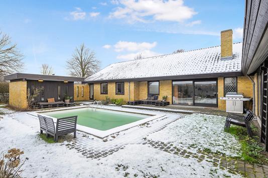 Villa på Gregers Nørgårds Vej i Aalborg - Ejendommen