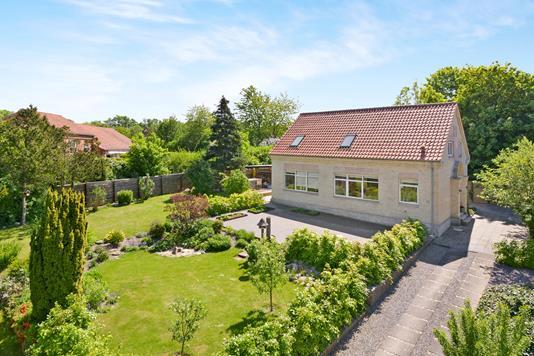 Villa på Bygaden i Aalborg - Ejendommen