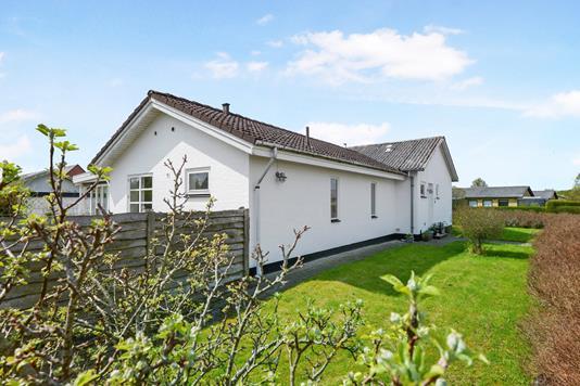 Villa på Under Lien i Aalborg - Ejendommen