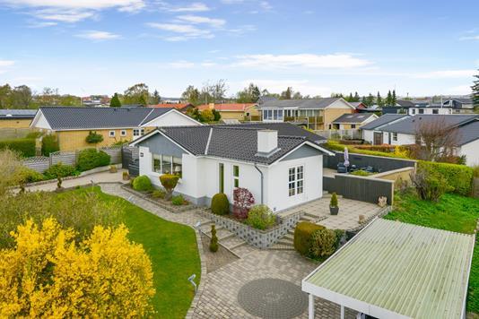 Villa på Lisedalsvej i Aalborg SV - Facade