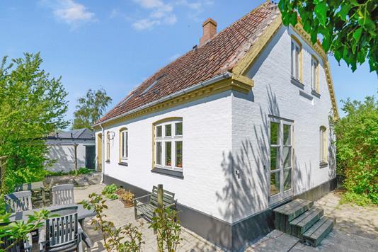 Villa på Bagerstræde i Nibe - Ejendom 1