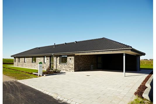Villa på Griegsvej i Aalborg SV - Facade