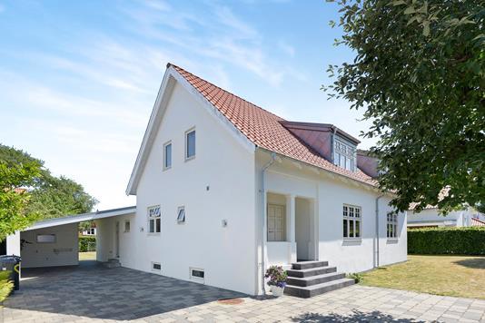 Villa på Ingridsvej i Aalborg - Ejendommen