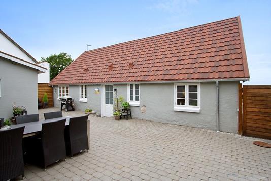 Villa på Nibevej i Aalborg SV - Ejendommen