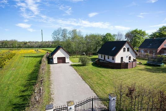 Villa på Drejerensvej i Svenstrup J - Facade