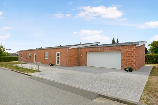 Villa på Depotvej i Aalborg SV - Facade