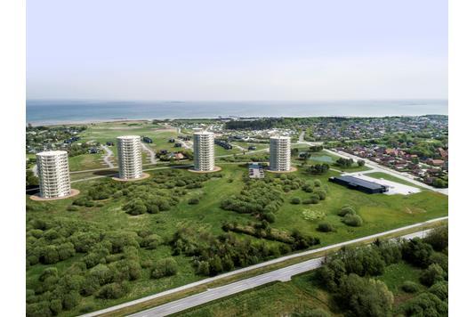 Ejerlejlighed på Apholmenvej i Frederikshavn - Havudsigt