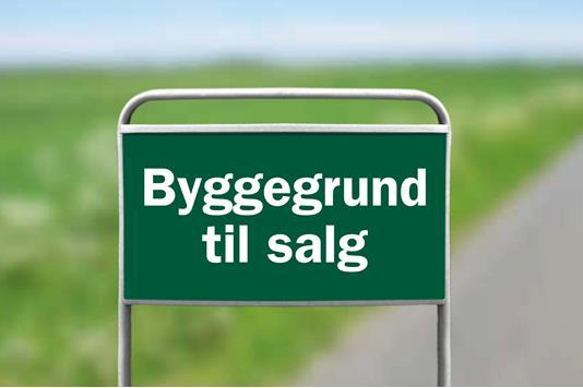Helårsgrund på Griegsvej i Aalborg SV - Byggegrund