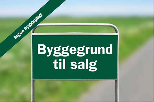 Helårsgrund på Carl Nielsens Vej i Aalborg SV - Byggegrund