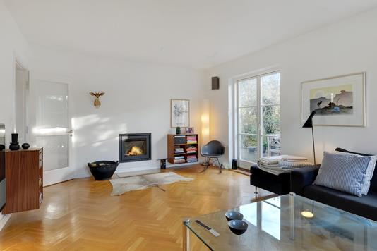Villa på Bodilsvej i Aalborg - Stue