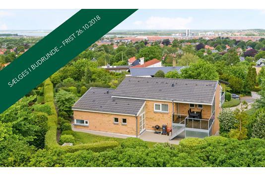 Villa på Hasserishøj i Aalborg - Ejendommen