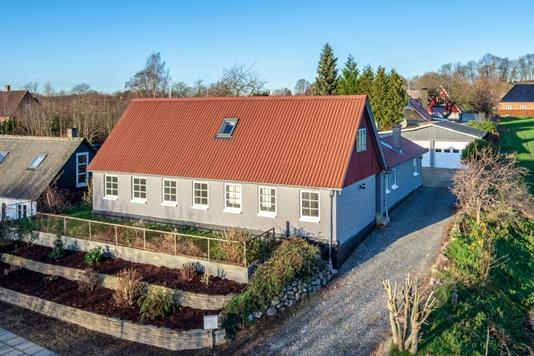 Villa på Ørumvej i Daugård - Andet