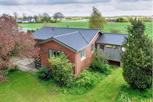 Villa på Gl Vejlevej i Daugård - Ejendommen