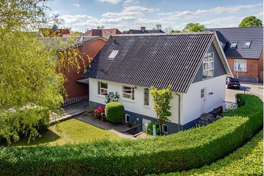 Villa på Østerbrogade i Hedensted - Andet