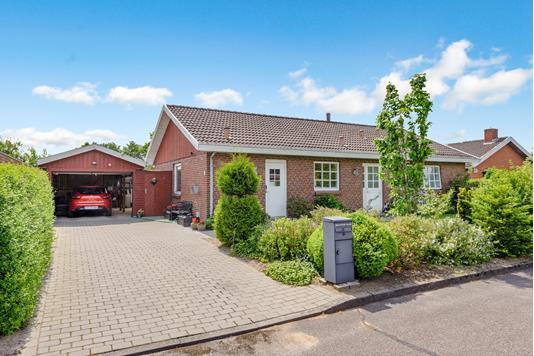 Villa på Fogedvænget i Hedensted - Andet