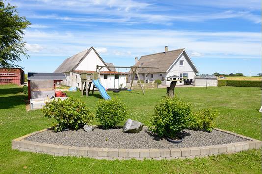 Villa på Nedervej i Stouby - Andet