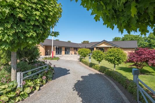 Villa på Tranebovej i Løsning - Andet