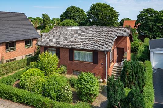Villa på Hedebogade i Hedensted - Andet