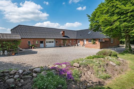 Villa på Vandmøllevej i Løsning - Andet