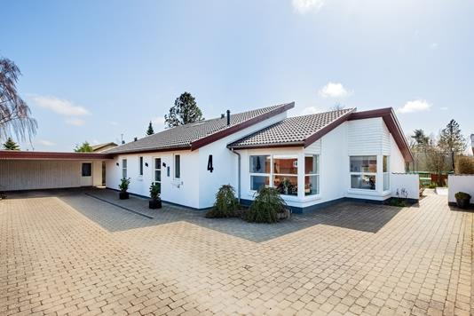 Villa på Hustedgårdvej i Hedensted - Andet