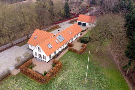 Villa på Bellevej i Stouby - Andet