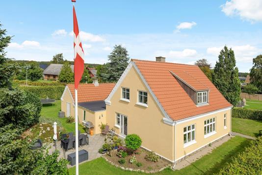 Villa på Vandværksvej i Daugård - Andet
