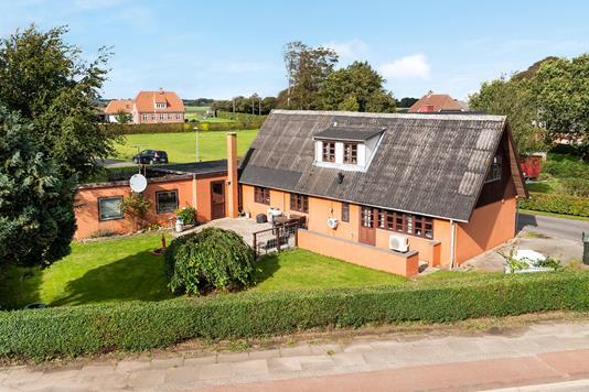 Villa på Hyrupvej i Stouby - Andet