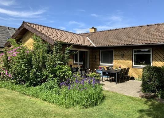 Villa på Kærsangervej i Daugård - Andet