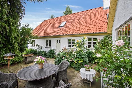 Villa på Sondrupvej i Hundslund - Terrasse