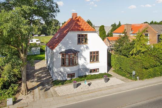 Villa på Bjerrevej i Horsens - Ejendommen