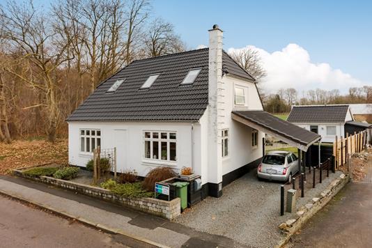 Villa på Flemmingvej i Flemming - Ejendommen