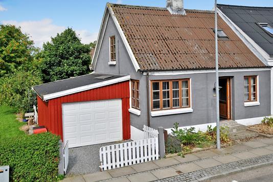 Villa på Pilegade i Horsens - Facade