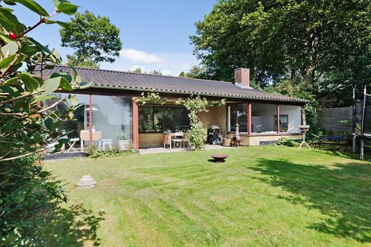 Villa på Solsvinget i Horsens - Ejendommen