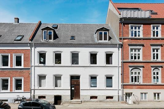 Ejerlejlighed på Fredensgade i Horsens - Ejendommen
