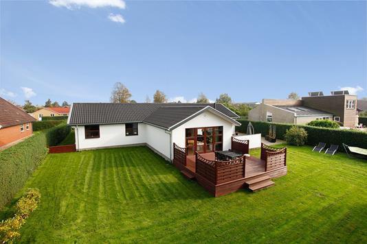 Villa på Siriusvej i Horsens - Mastefoto