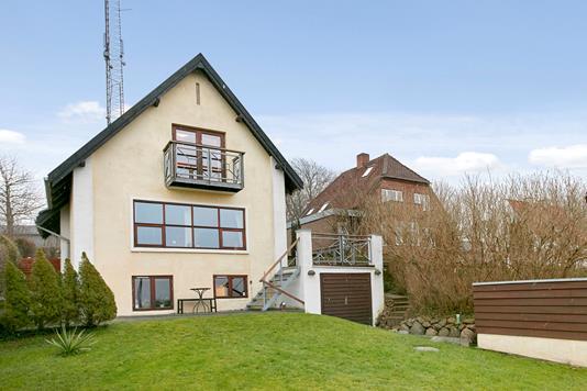 Villa på Akacievej i Horsens - Ejendommen