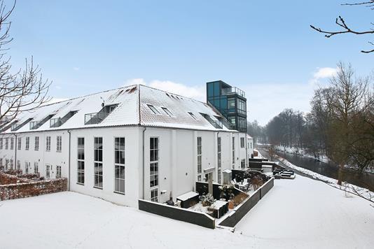 Ejerlejlighed på Bygholm Åvænget i Horsens - Mastefoto