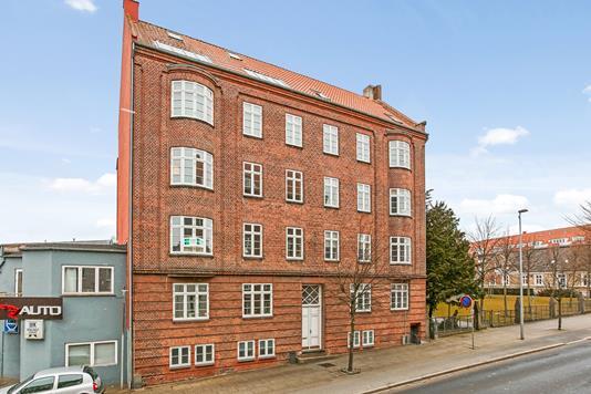 Ejerlejlighed på Havnealle i Horsens - Ejendommen