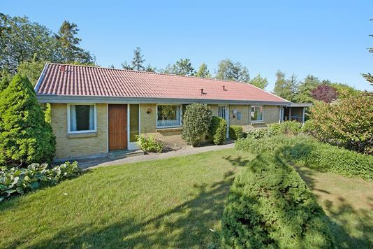 Villa på Fruenshave i Hovedgård - Ejendommen