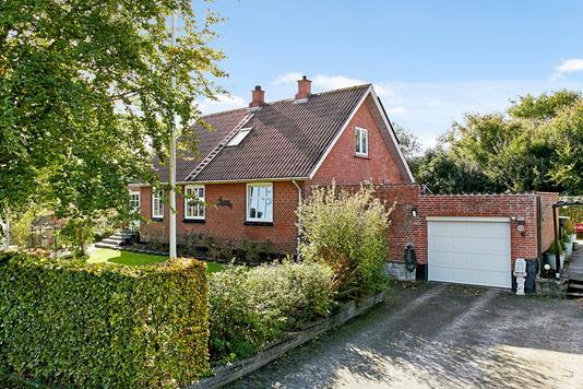 Villa på Stenderupvej i Stenderup - Ejendommen