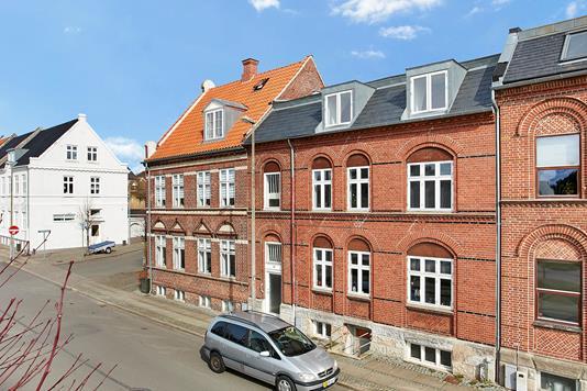Ejerlejlighed på Fabrikvej i Horsens - Mastefoto