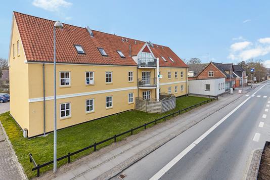 Andelsbolig på Egebjergvej i Gedved - Mastefoto