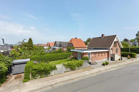 Villa på Irisvej i Horsens - Mastefoto