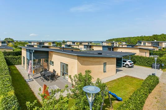 Villa på Peder Kællers Vej i Horsens - Mastefoto