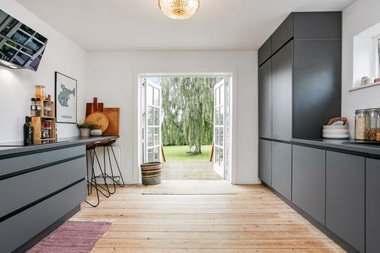 Villa på Nordre Torstedvej i Horsens - Køkken