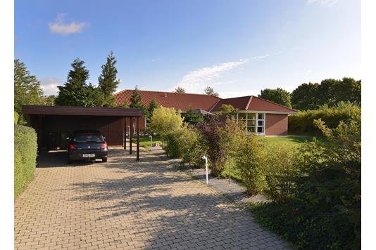 Villa på Grævlingevej i Skanderborg - Ejendommen