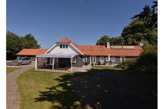 Villa på Torshøjvej i Hørning - Ejendommen