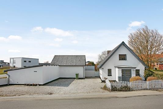 Villa på Klakringvej i Juelsminde - Ejendommen